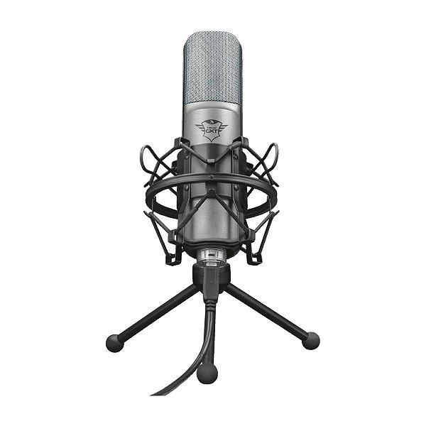 Microfone Trust GTX 242 Lance USB - PC / Note