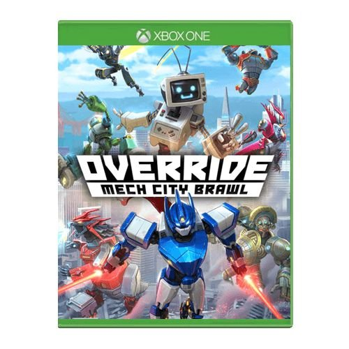 Jogo Override Mech City Brawl - Xbox One Seminovo