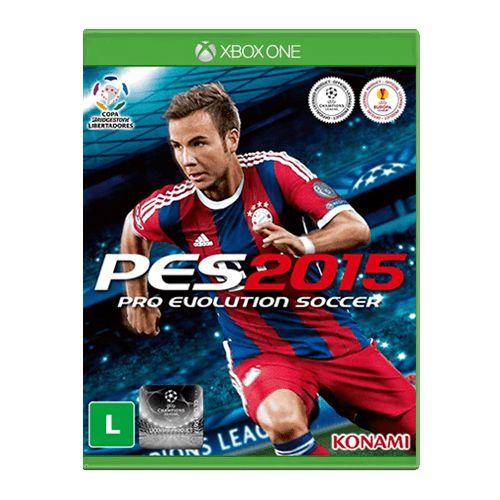 Jogo PES 2015 - Xbox One Seminovo