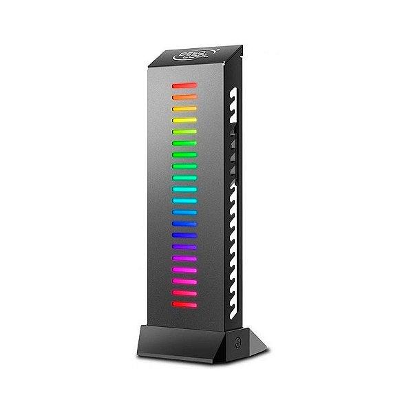 Suporte Placa de Vídeo Deepcool Solid GH-01 LED