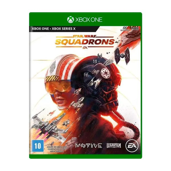 Jogo Star Wars Squadrons - Xbox One