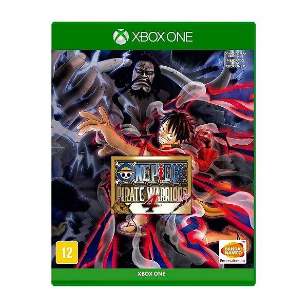Jogo One Piece Pirate Warriors 4 - Xbox One