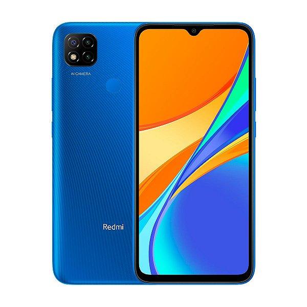 Smartphone Xiaomi Redmi 9C 64GB 3GB Azul