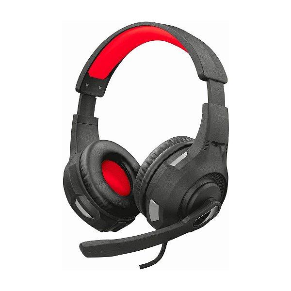 Headset Trust GXT 307 Ravu Gaming - PC / Celular e Console