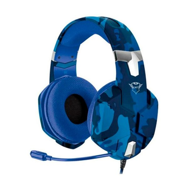 Headset Trust GXT 322B Carus Blue - PS4 Pro / PS4