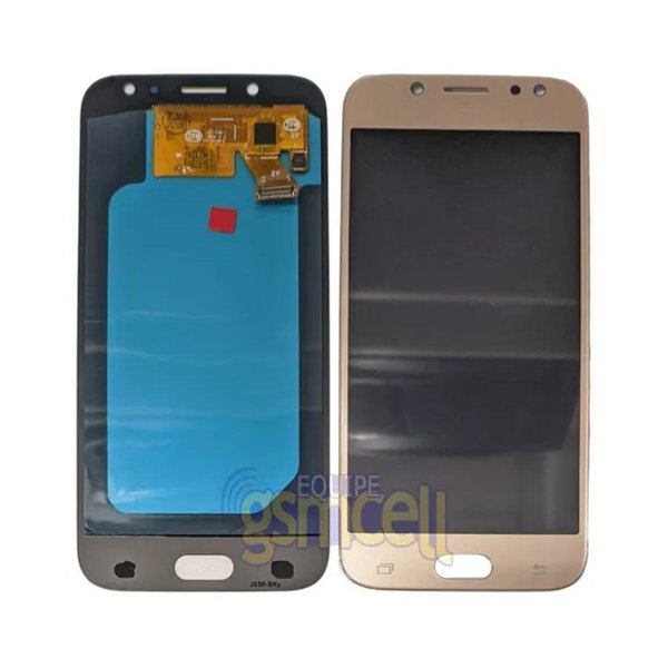 Pç Samsung Combo J5 Pro J530 Dourado - Incel