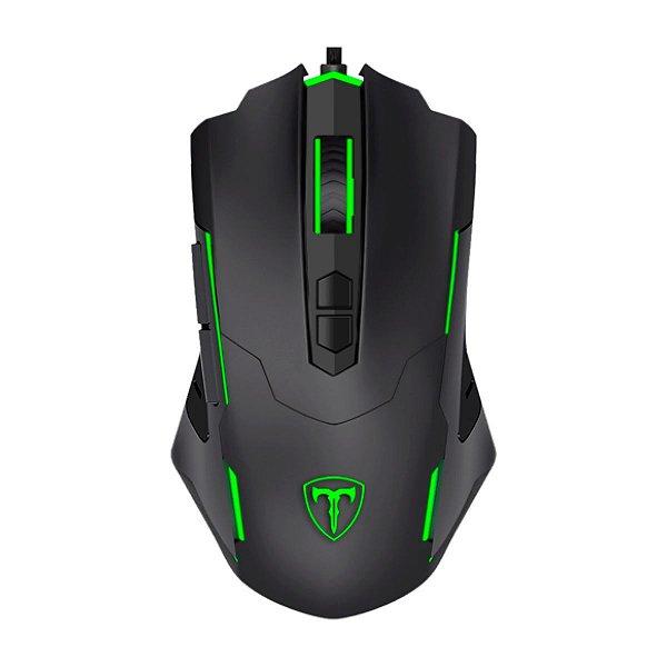Mouse Gamer T-Dagger Solid Brigadier T-TGM206 - PC