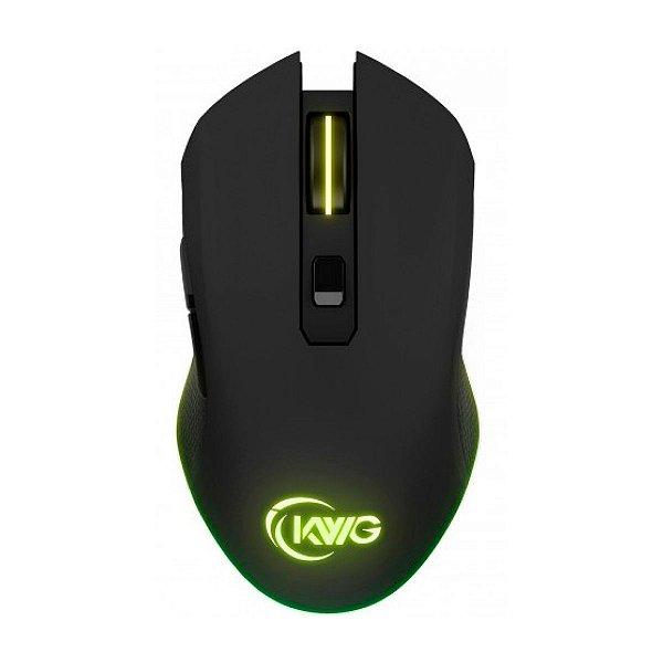 Mouse Gamer Multi Color KWG Orion E2 - PC