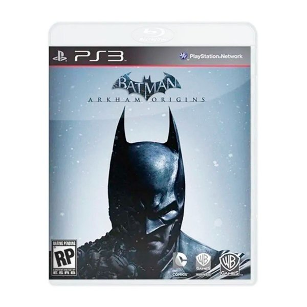 Jogo Batman Arkham Origins - PS3 Seminovo