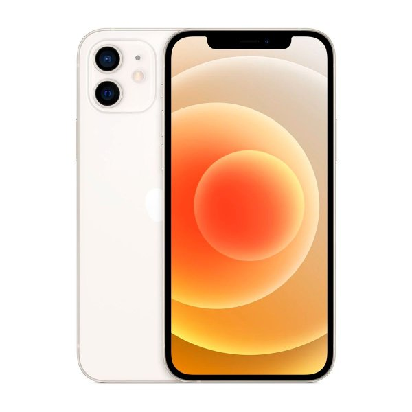 Smartphone Apple iPhone 12 128GB Branco
