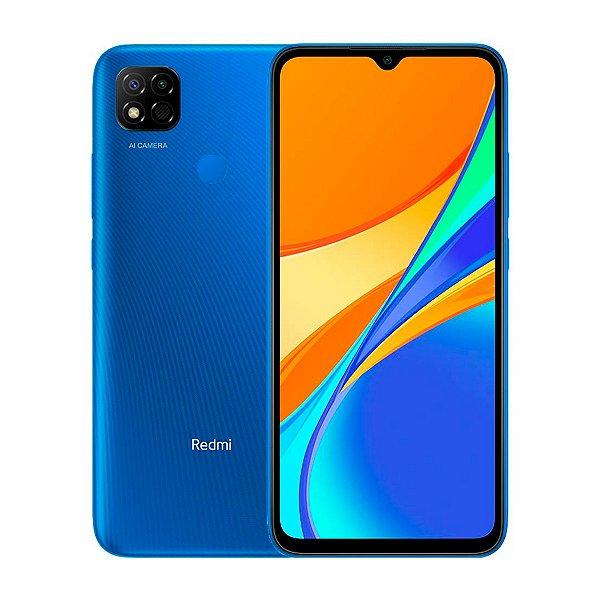 Smartphone Xiaomi Redmi 9 128GB 4GB Azul India