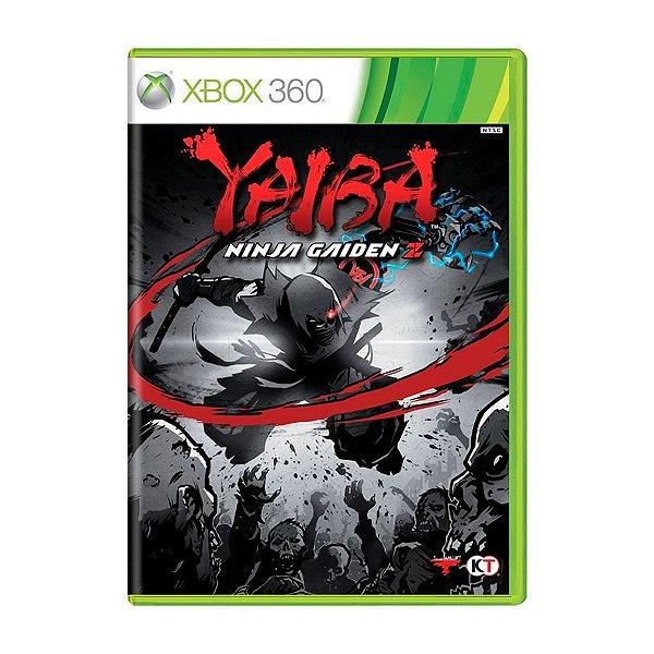 Jogo Ninja Gaiden Z Yaiba- Xbox 360