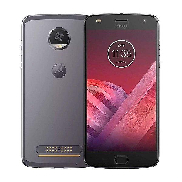 Smartphone Motorola Moto Z2 Play 64GB 3GB Preto Seminovo