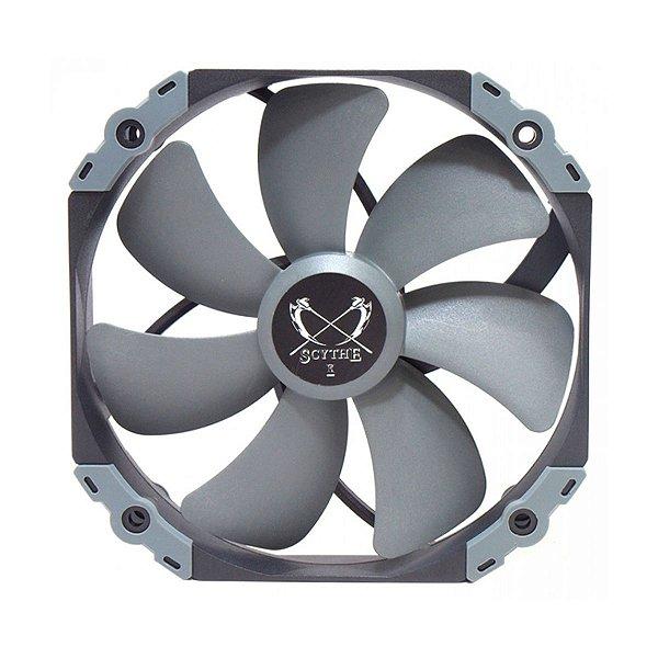 Cooler Kaze Flex Scythe 140x25mm 1800 RPM com PWM
