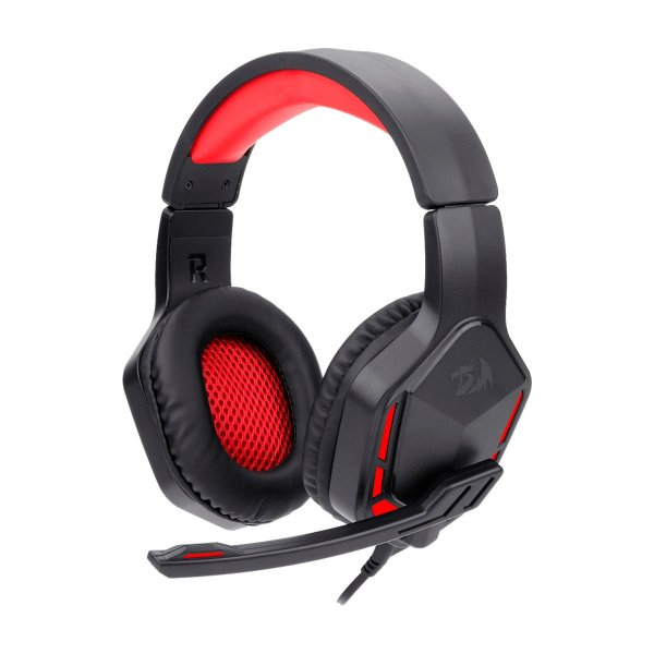 Headset Redragon Solid Themis 2 H220N LED PC/ PS4/ Xbox One