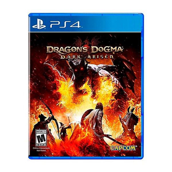 Jogo Dragons Dogma Dark Arisen - PS4 Seminovo