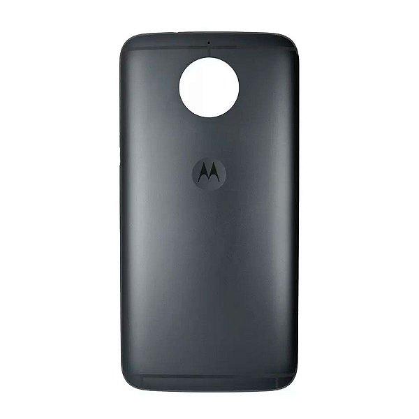 Pç Motorola Tampa Traseira G5S Plus Preto