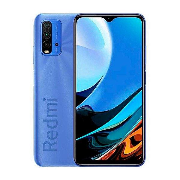 Smartphone Xiaomi Redmi 9T 64GB 4GB Azul