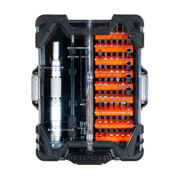Kit Ferramenta Celular 62 peças JM 8163