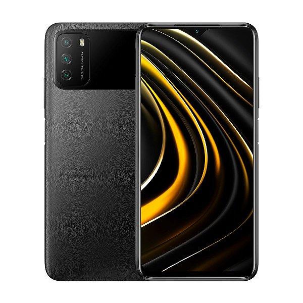 Smartphone Xiaomi Pocophone M3 64GB 4GB Preto