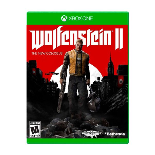 Jogo Wolfenstein II The New Colossus  - Xbox One Seminovo