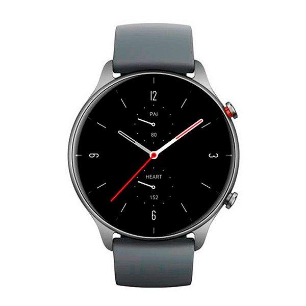 Relógio Xiaomi Amazfit GTR 2E A2023 GPS Cinza