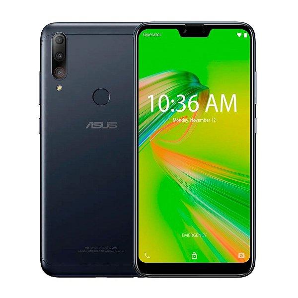 Smartphone Asus Zenfone Max Shot 64GB Preto Seminovo