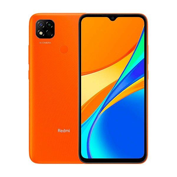 Smartphone Xiaomi Redmi 9 128GB 4GB Laranja
