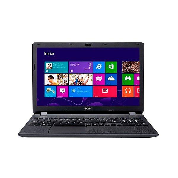 "Notebook Acer Aspire ES1-512 Intel Pentium 4GB RAM 120HD SSD 15.6"" (Seminovo)"
