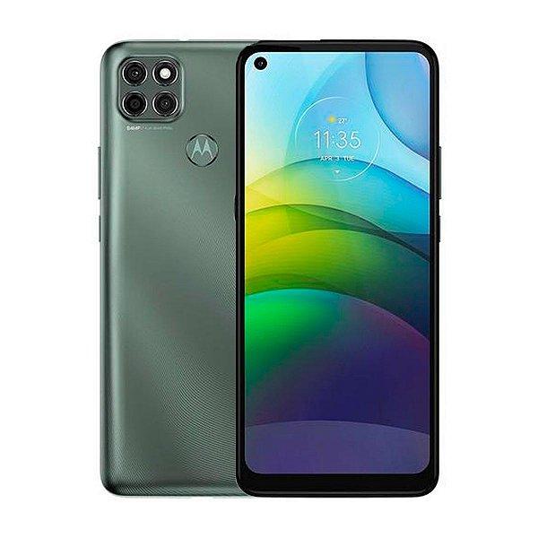 Smartphone Motorola Moto G9 Power 128GB 4GB Metalic Sage