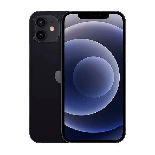 Smartphone Apple iPhone 12 128GB 4GB Preto