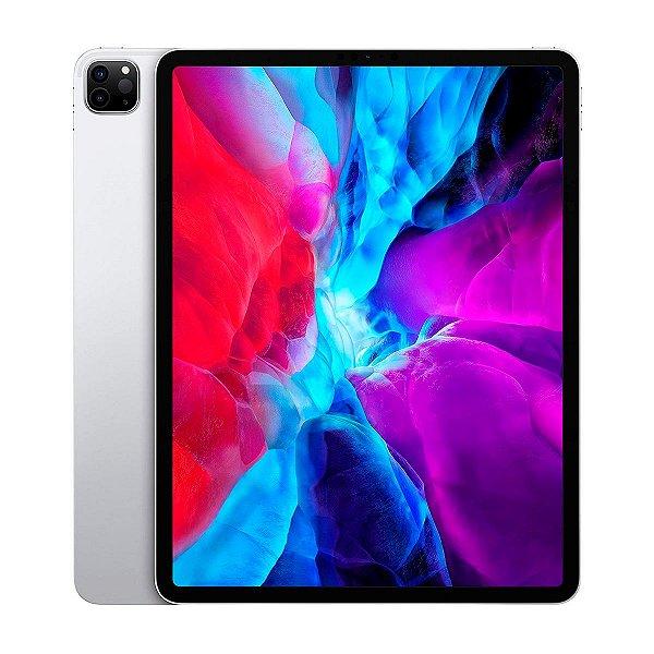 """Apple iPad Pro 5º Geração 12.9"""" 256GB 8GB Prata Wi-Fi"""