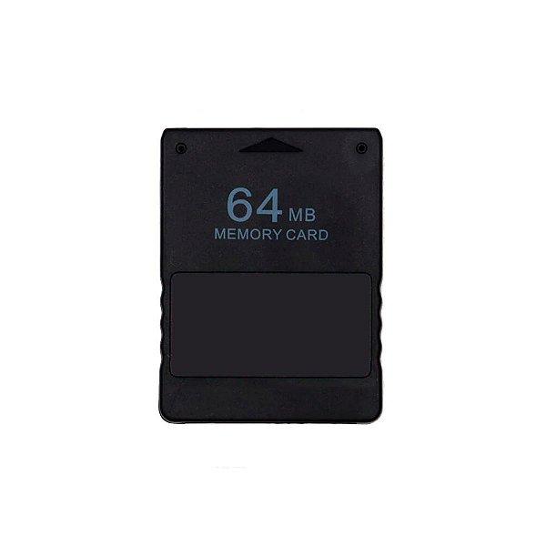 Memory Card 64MB - PS2