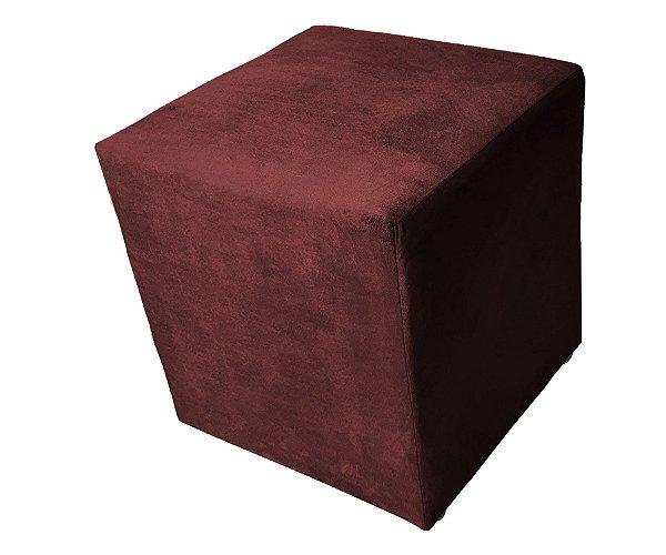 Puff Dado - Vermelho