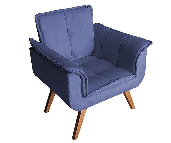 Poltrona Regimara - Azul Bic