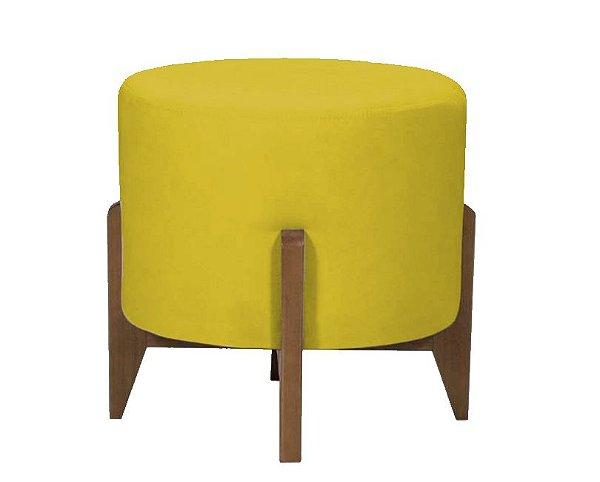 Puff Conquista - Amarelo