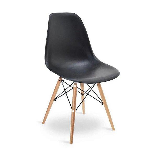 Cadeira Eames Cor Preto