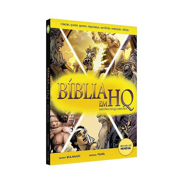 Bíblia em HQ (Brochura) EDIÇÃO LIMITADA