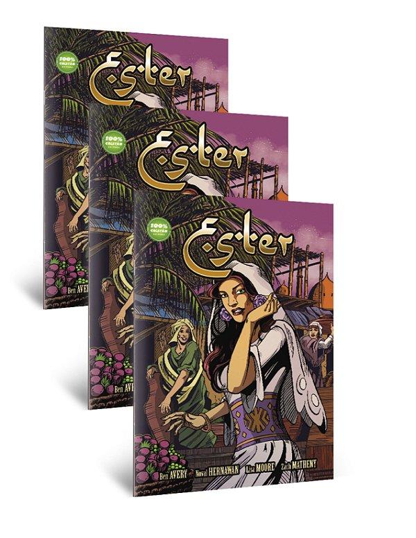 ESTER - Pack com 10 unidades (promo 2,59 cada)