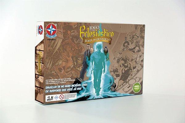 JOGO DO ECLESIÁSTICO - Fuga do Pesadelo (2 unidades)