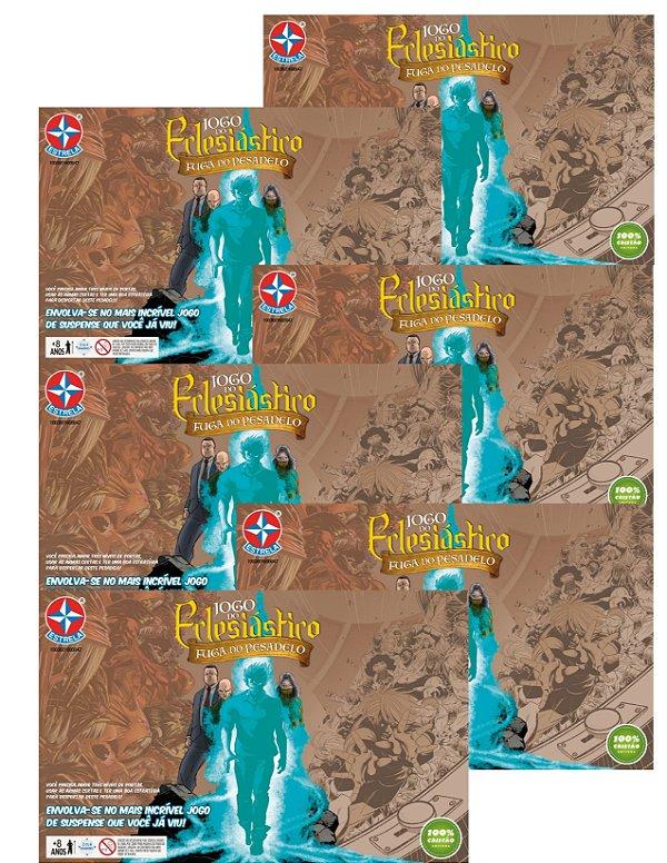 JOGO DO ECLESIÁSTICO (6 unidades)