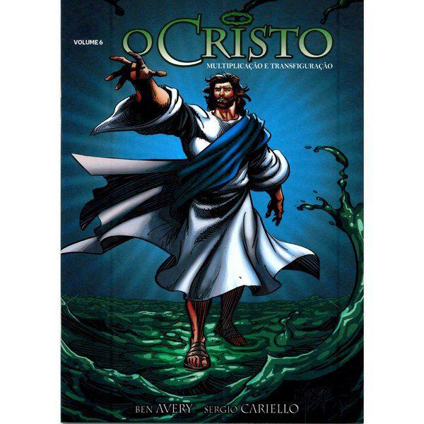 """""""O CRISTO"""" - Volumes de 1 a 6 (Promoção 25% off)"""
