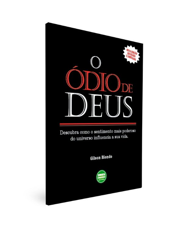 Livro: O Ódio de Deus