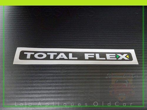 Adesivo Total Flex Volkswagen - Vidro Traseiro - GOL G4, PARATI, POLO, GOLF, BORA.