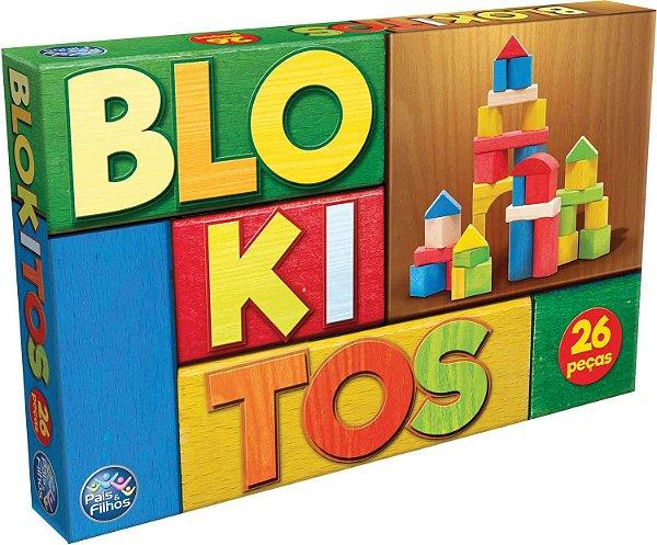BLOKITOS - 26 PCS