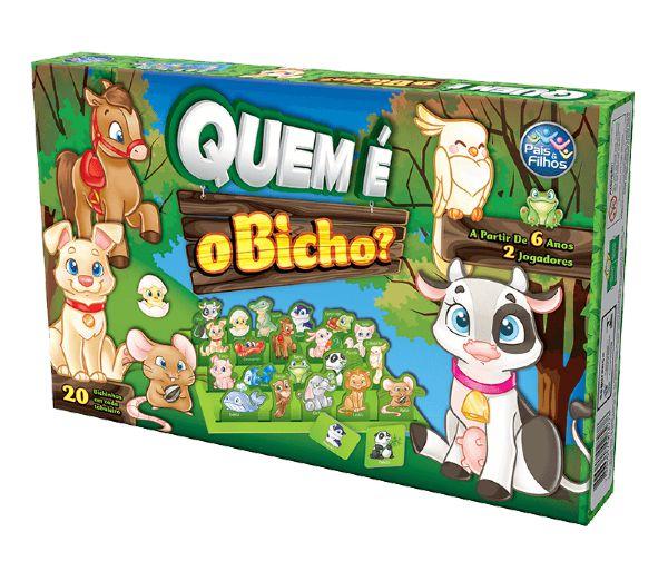 QUEM E O BICHO - SUPER JOGOS
