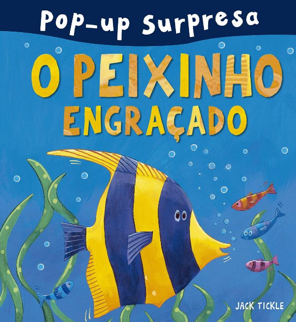 Peixinho engracado pop-up