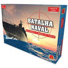 BATALHA NAVAL - MAGNÉTICO