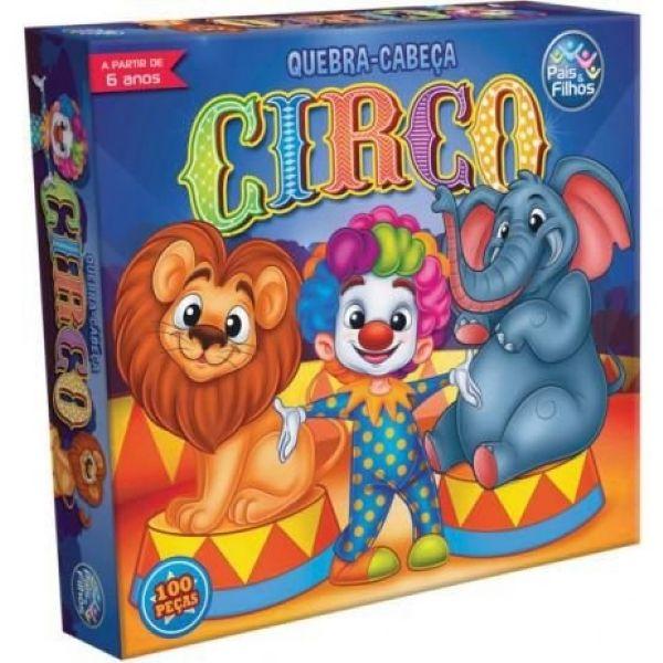 Q. CABECA O CIRCO 100 PCS - PREMIUM