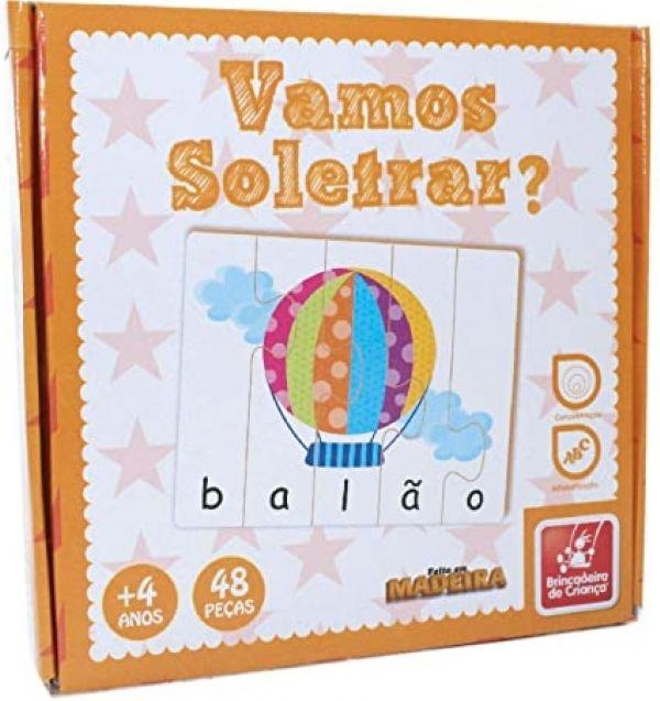 VAMOS SOLETRAR